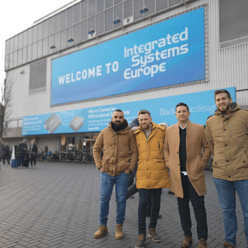 We visited ISE 2019 in Amsterdam