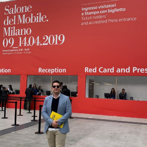 We attend Milan Design Week