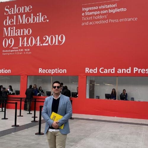Asistimos a Milan Design Week