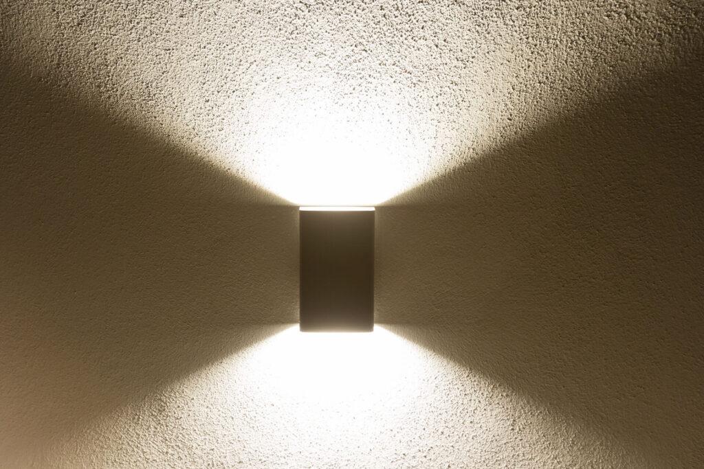 automatización de luces del hogar
