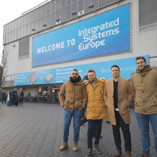Visitamos ISE 2019 en Amsterdam